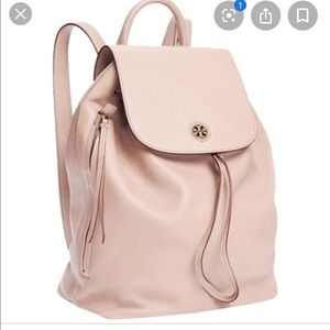 Tory Burch Brody Backpack in pink